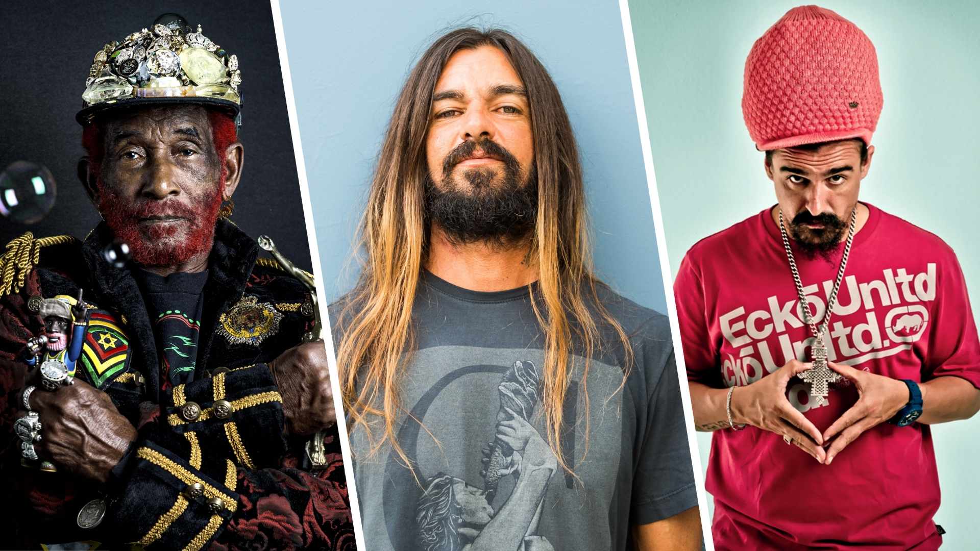 Lee 'Scratch' Perry + Armandinho + Dread Mar I