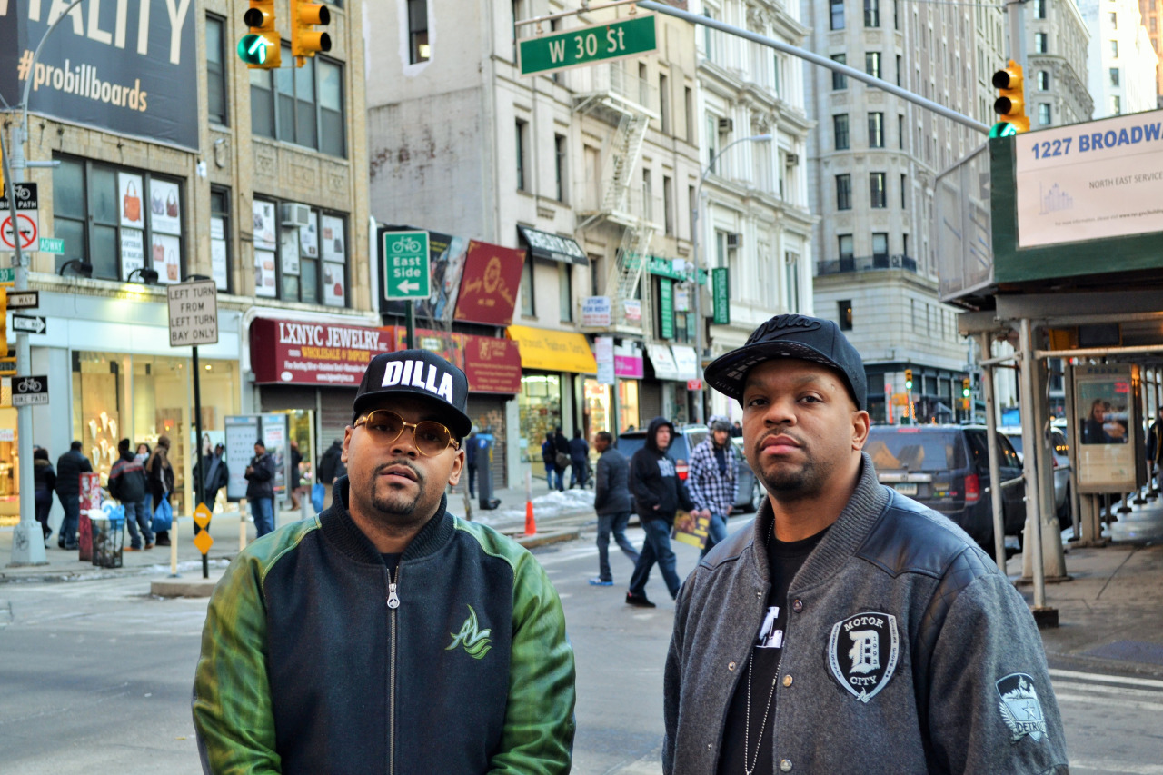 Contest: Slum Village