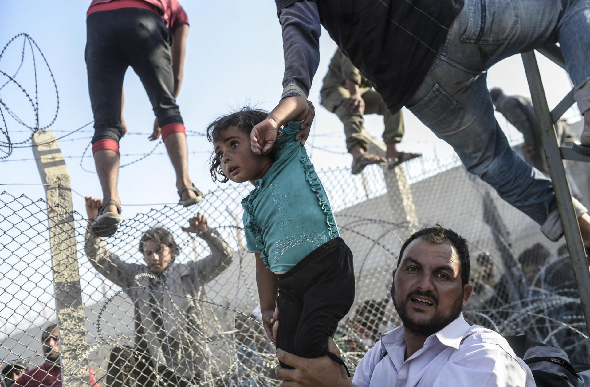 Fotografie in migrazione