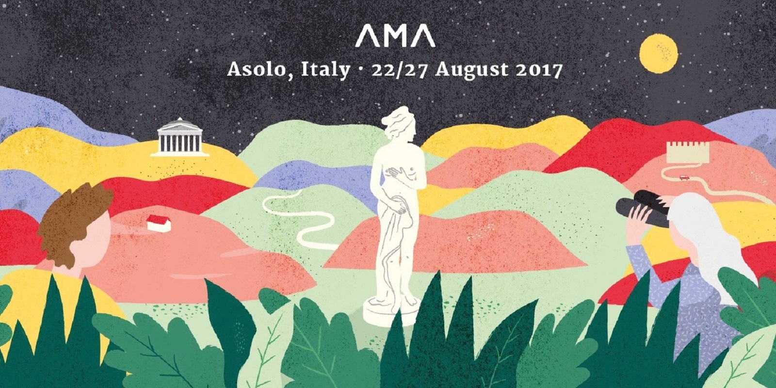 ASOLO ESISTE E VIVE ALL'AMA MUSIC FESTIVAL