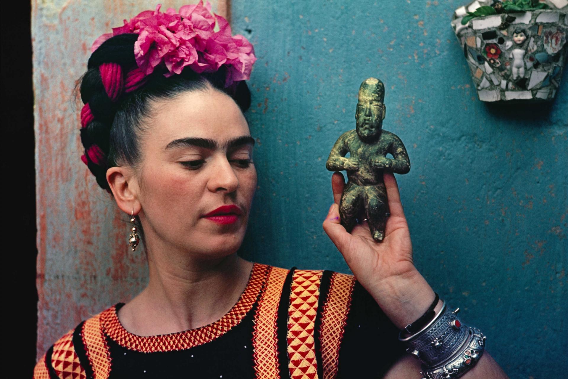 Al Mudec una retrospettiva su Frida Kahlo