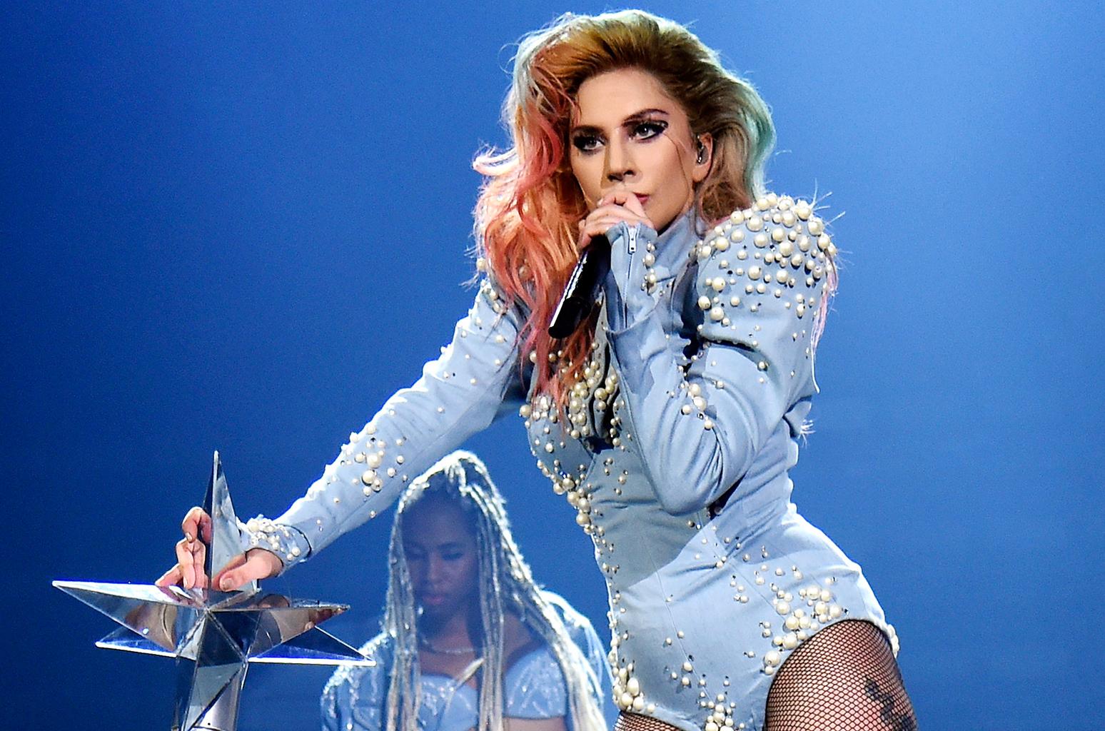 Lady Gaga ama l'Italia e l'Italia ama Lady Gaga
