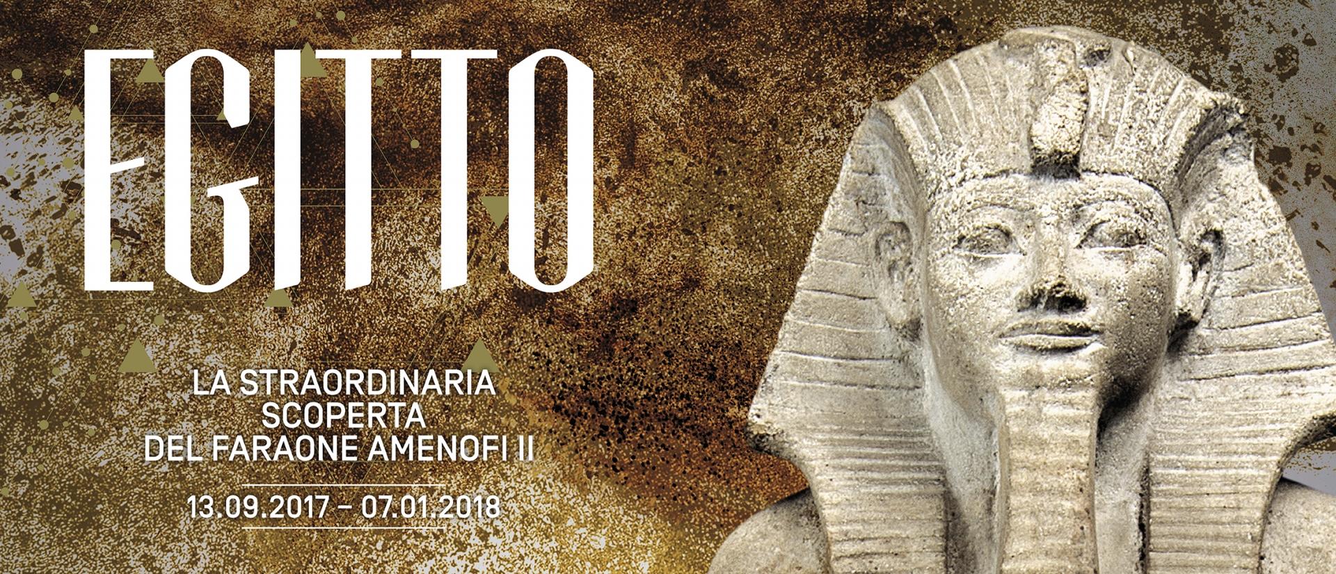 L'antico Egitto arriva a Milano