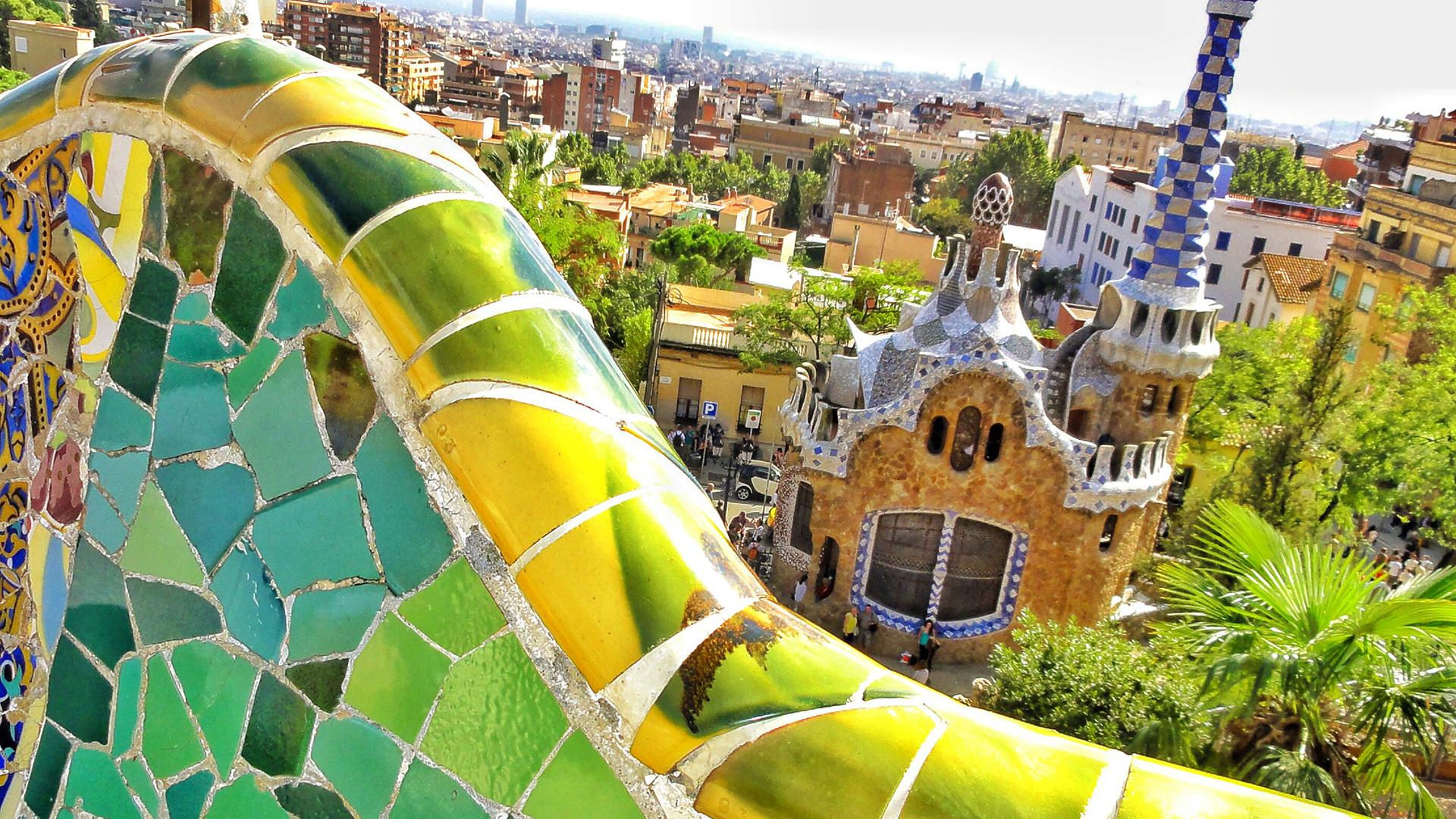 Barcellona non è (solo) un geyser